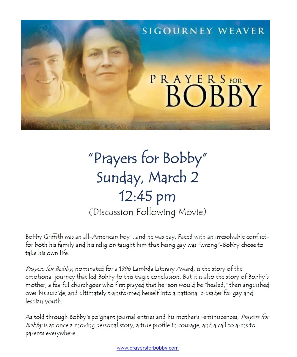 prayers for bobby Prayers for bobby pdf ebook prayers for bobby kindle edition in prayers for bobby, mary griffith is a devout christian who raises her children.